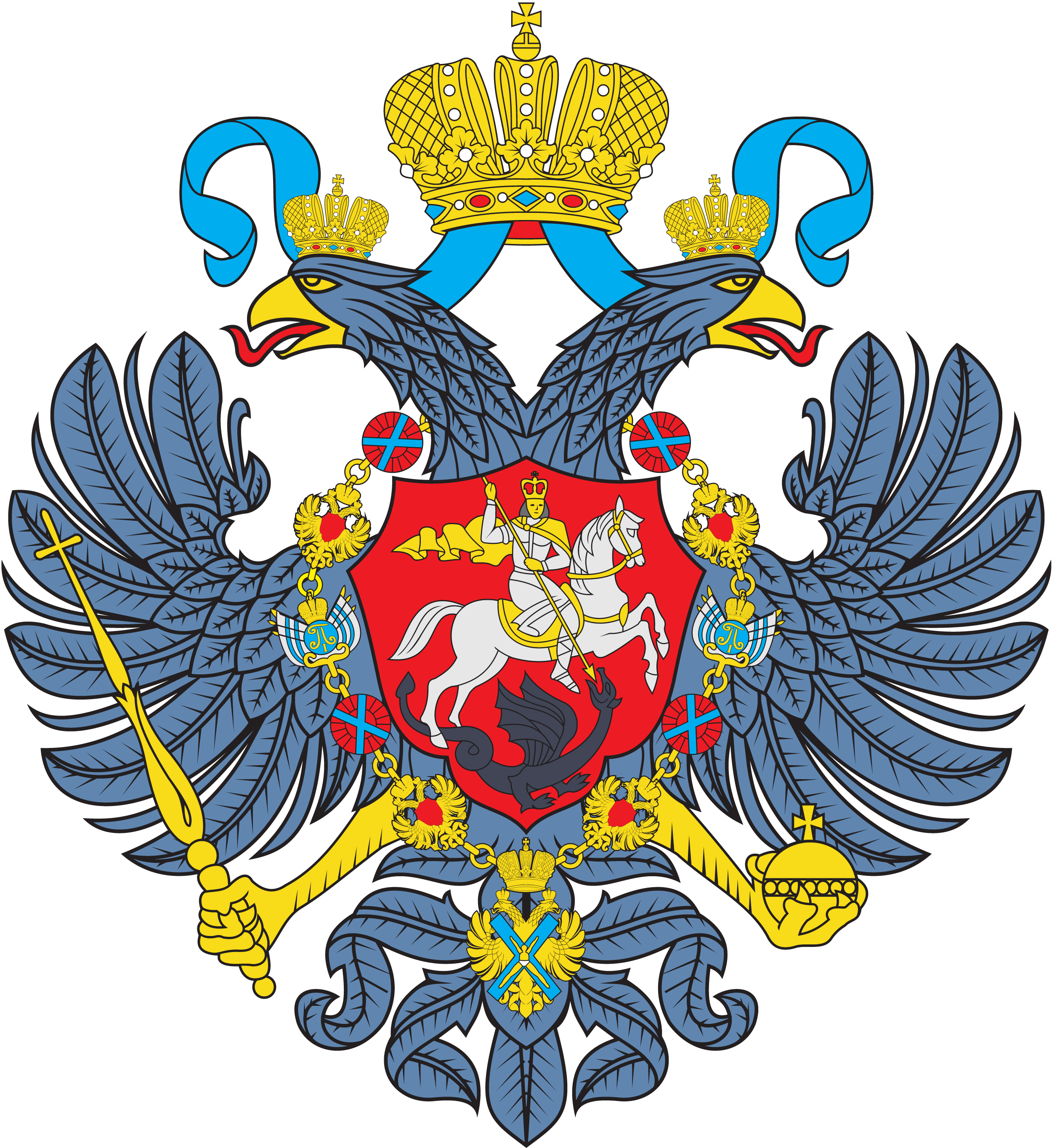 Картинки флаг россии герб