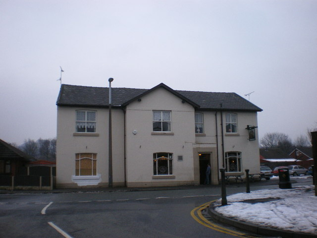 Creative Commons image of The Commercial Inn in Oldham