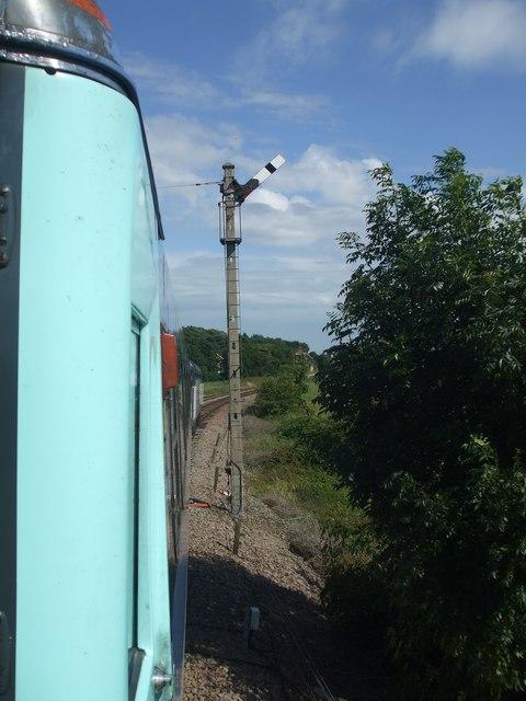 Concrete signal - geograph.org.uk - 1411505.jpg