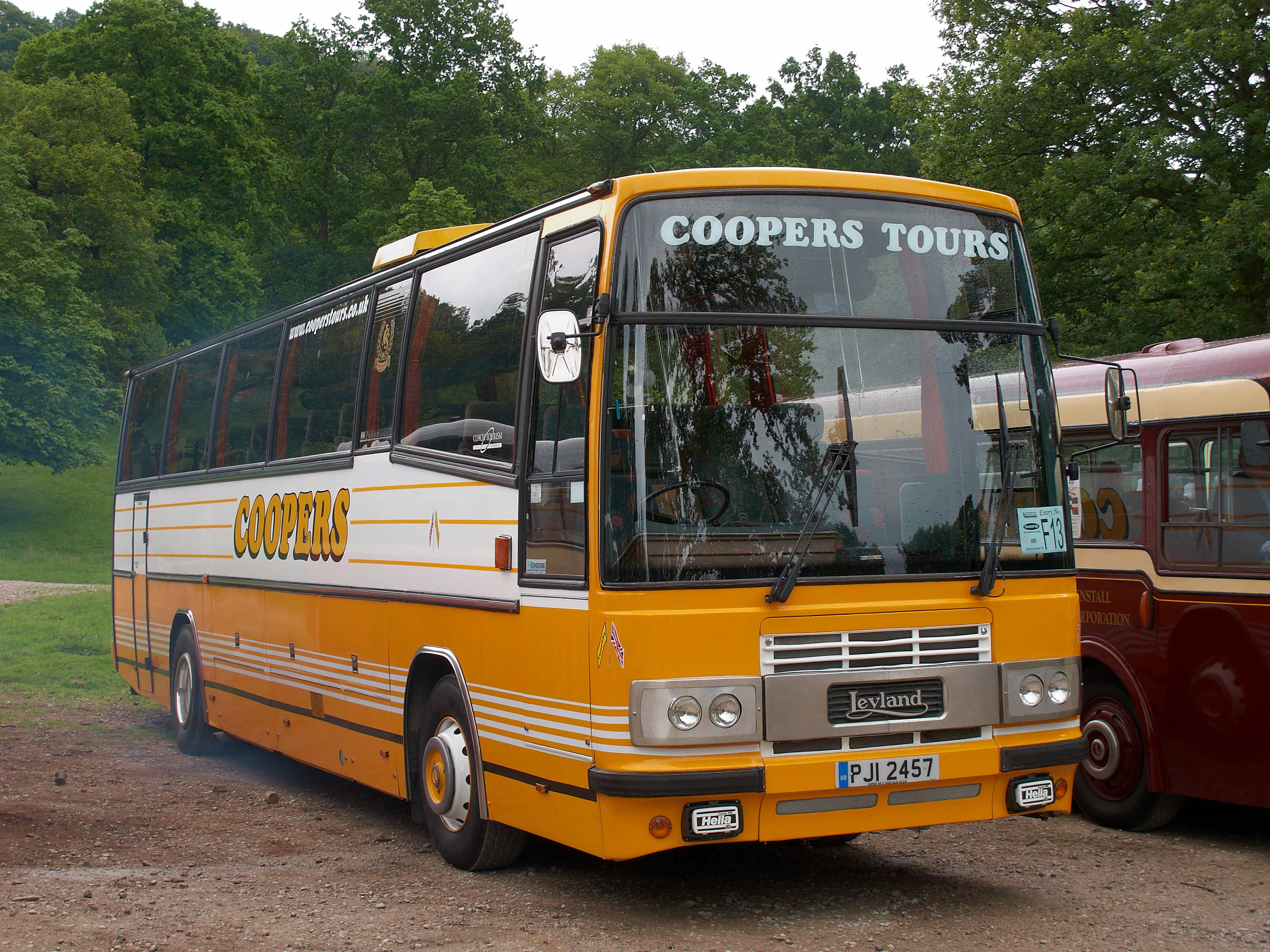 Coach Tours From Bridgwater