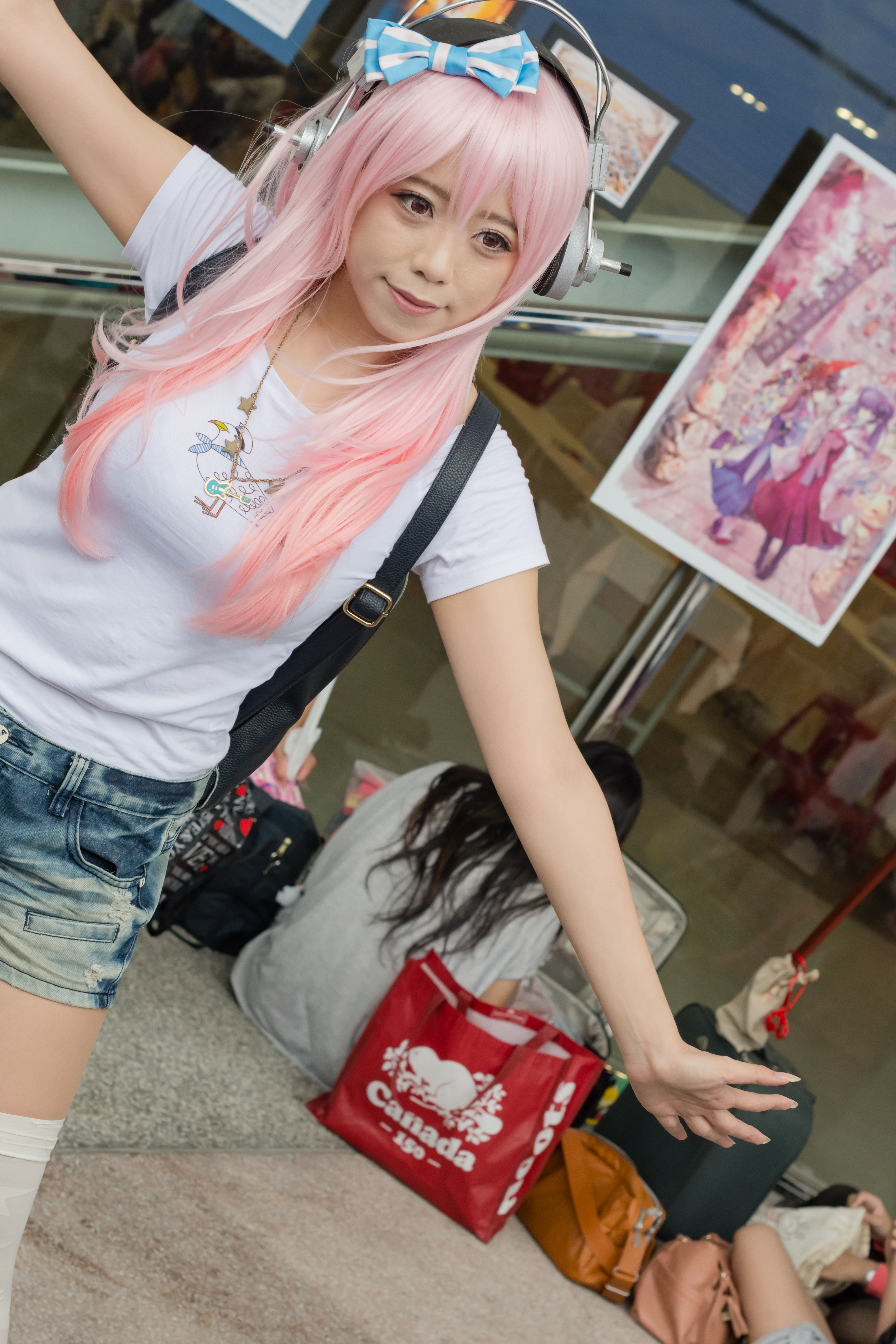 File:Cosplayer of Super Sonico at FF30 20170729c.jpg - Wikimedia Commons