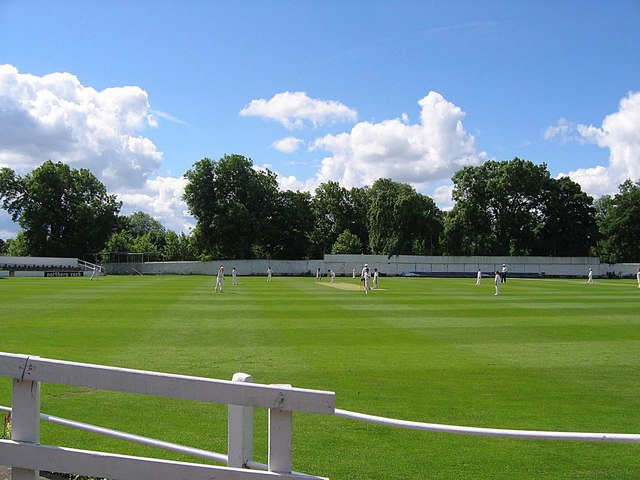 Jesmond Cricket Club by Roger Smith (from geograph.org.uk)