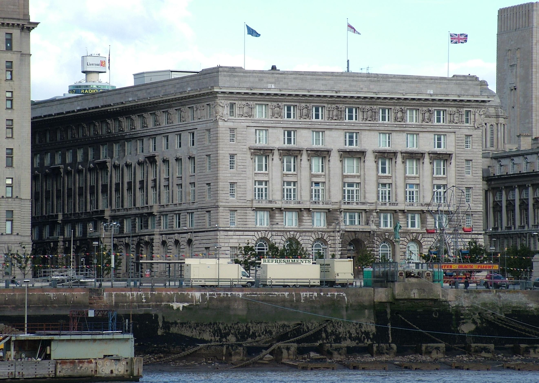 Cunard Building Liverpool Christmas