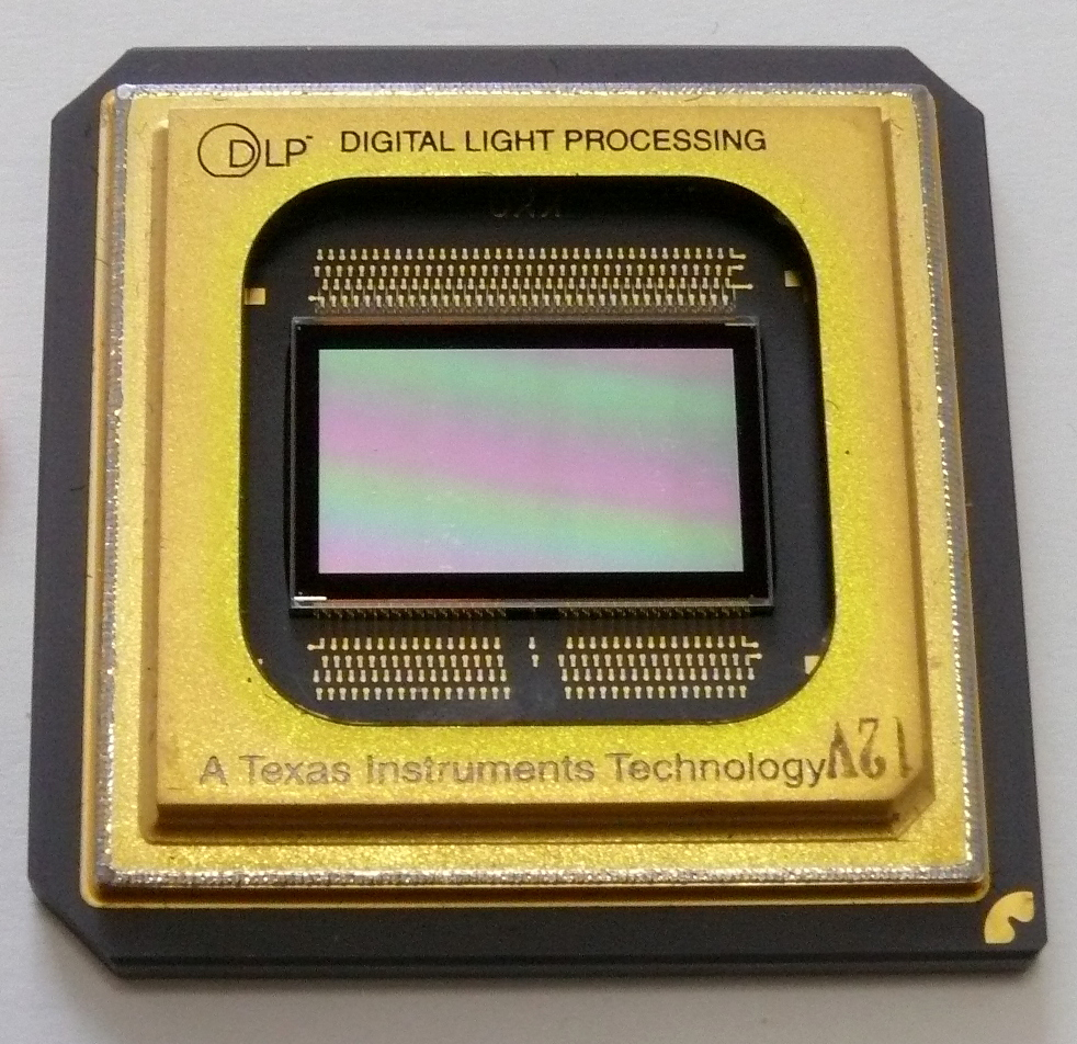 digital micromirror At the heart of every dlp chipset is an array of highly reflective aluminum micromirrors known as the digital micromirror device (dmd) the dmd is an electrical input, optical output micro-electrical-mechanical system (mems) that allows developers to perform high speed, efficient, and reliable.