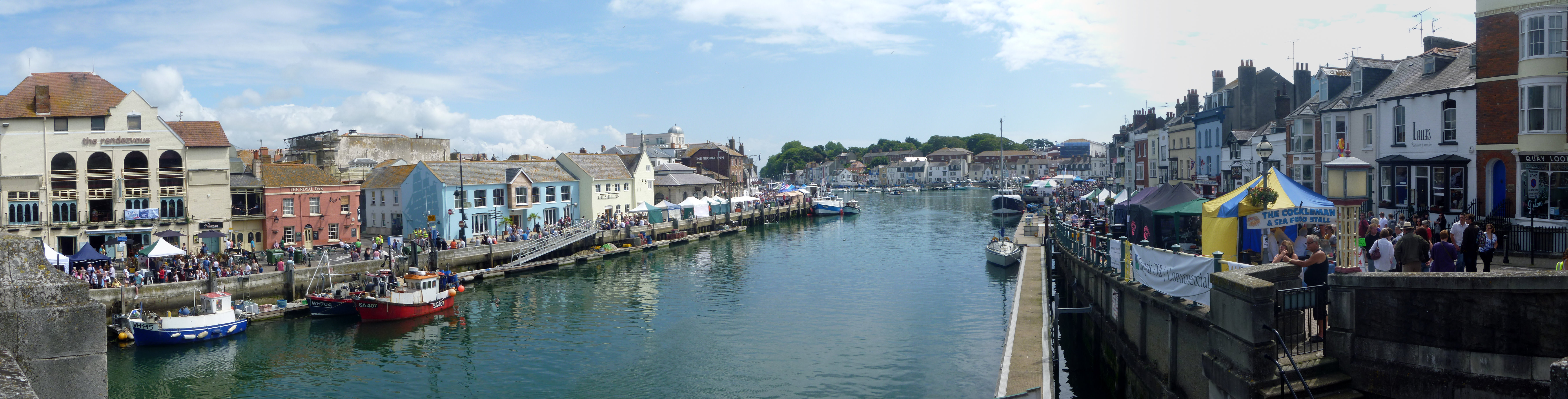 Hotels In Weymouth Town Centre