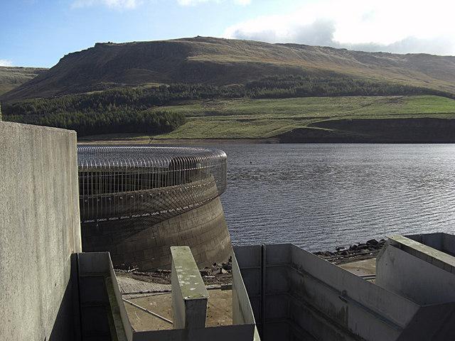 Dovestone Reservoir - geograph.org.uk - 1538103
