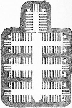 EB1911 Catacomb - Fig. 21—Plan of Catacomb at Alexandria.jpg
