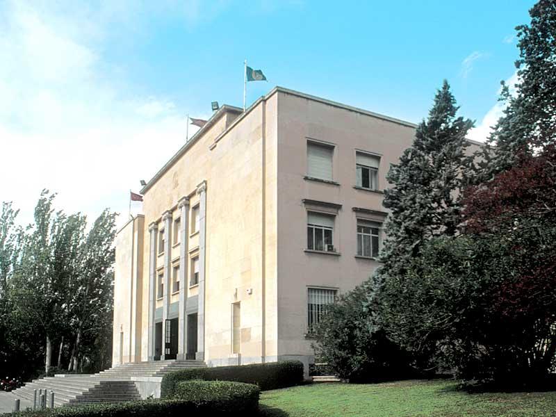 Escuela t cnica superior de arquitectura espa a - Escuela superior de arquitectura de san sebastian ...