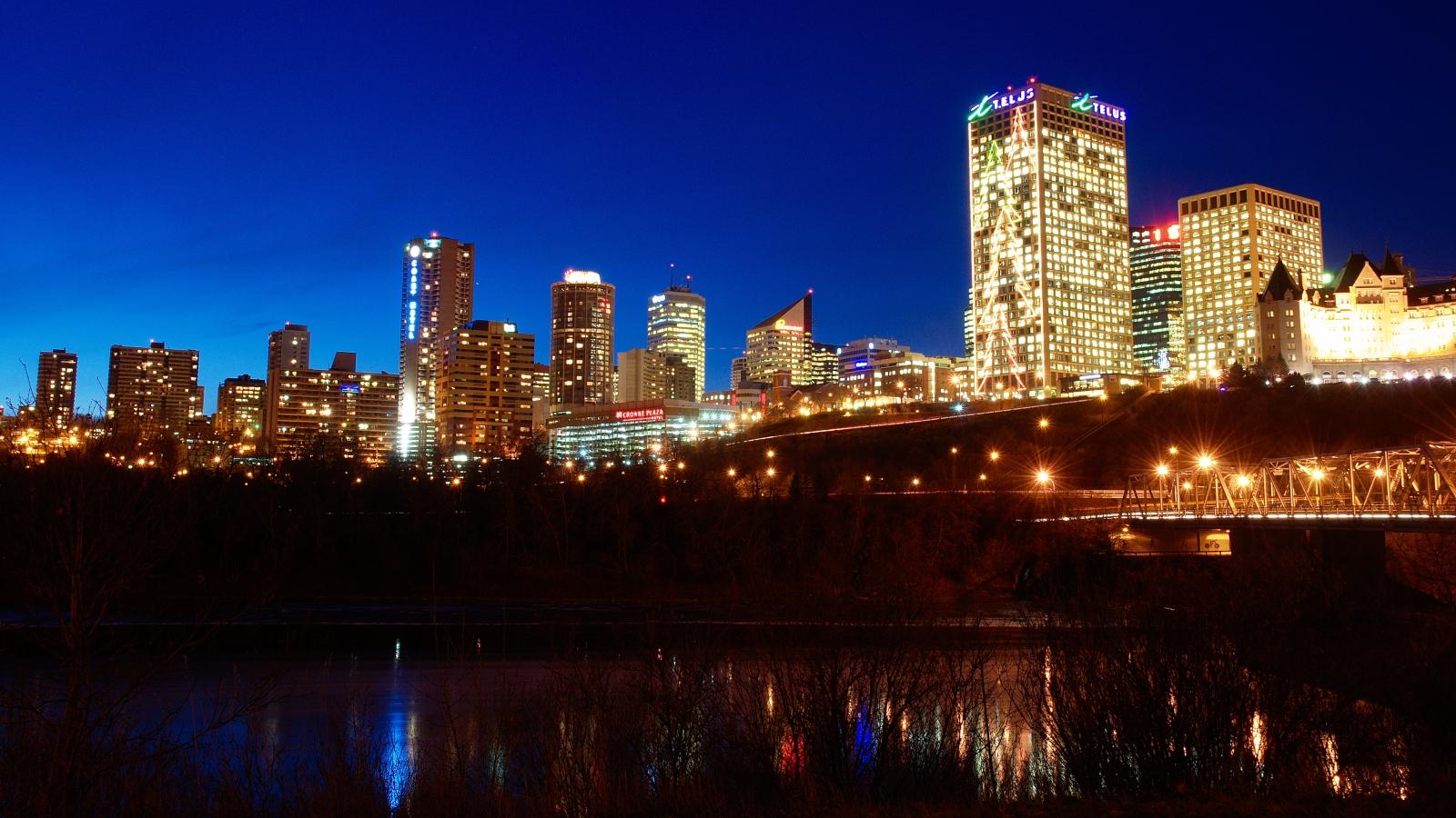 Cityvibe File Edmonton Skyline Jpg Wikimedia Commons