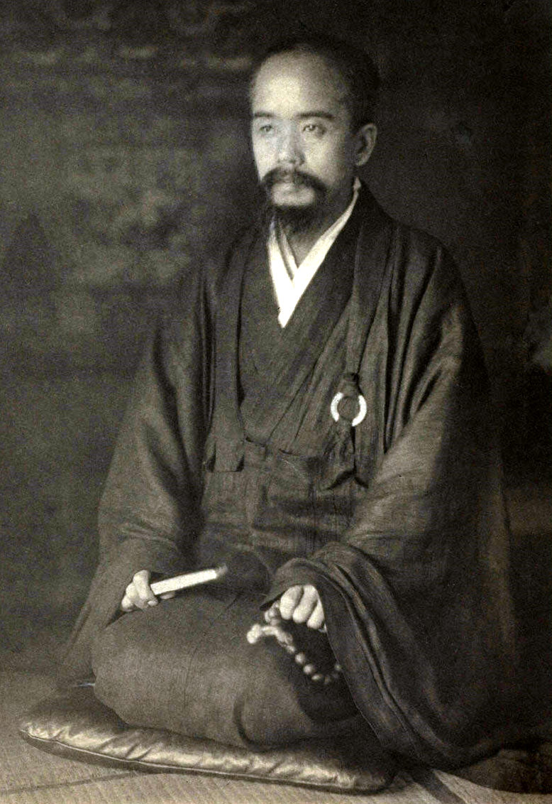 Ekai Kawaguchi by Zaida Ben-Yusuf, c1899.jpg