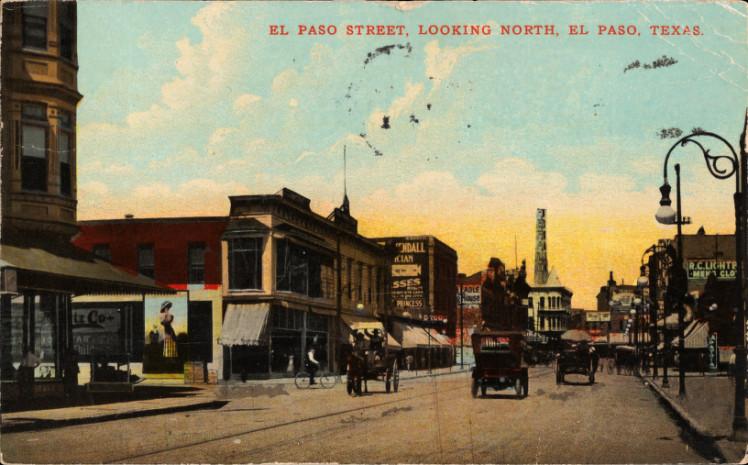 file el paso street looking north el paso texas jpg wikimedia