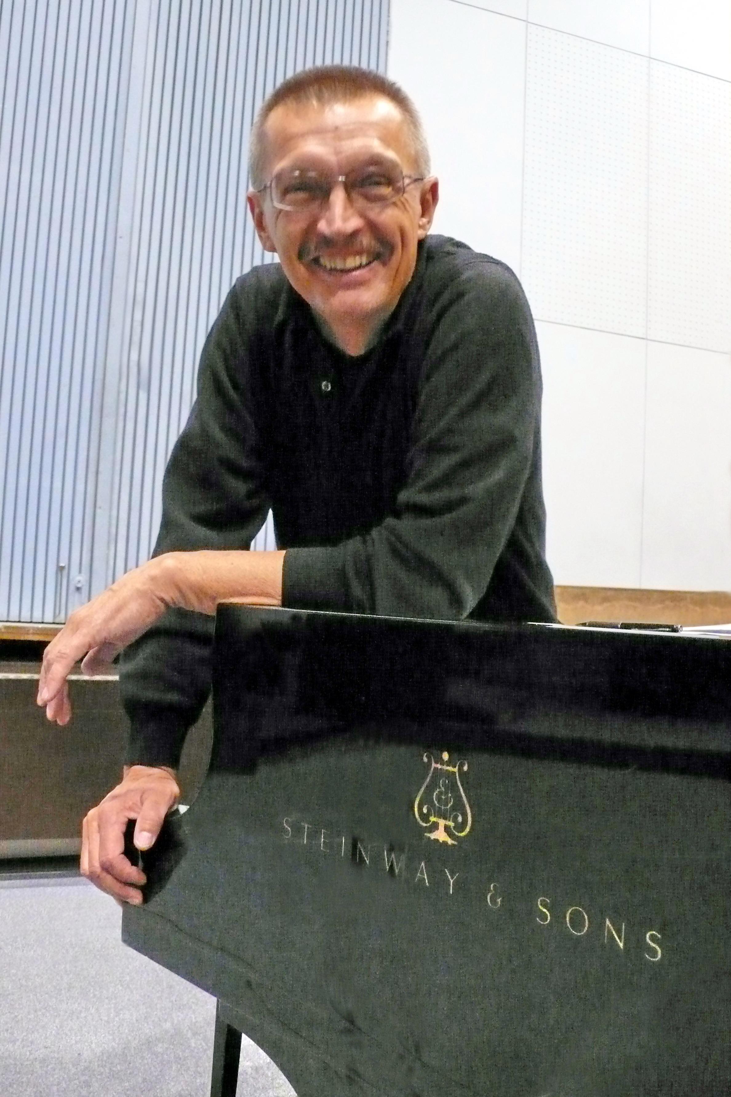 Emil Viklický in 2007