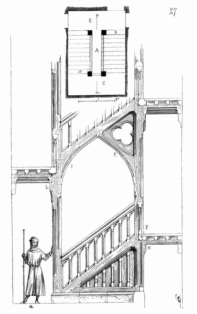 file escalier a deux rampes png