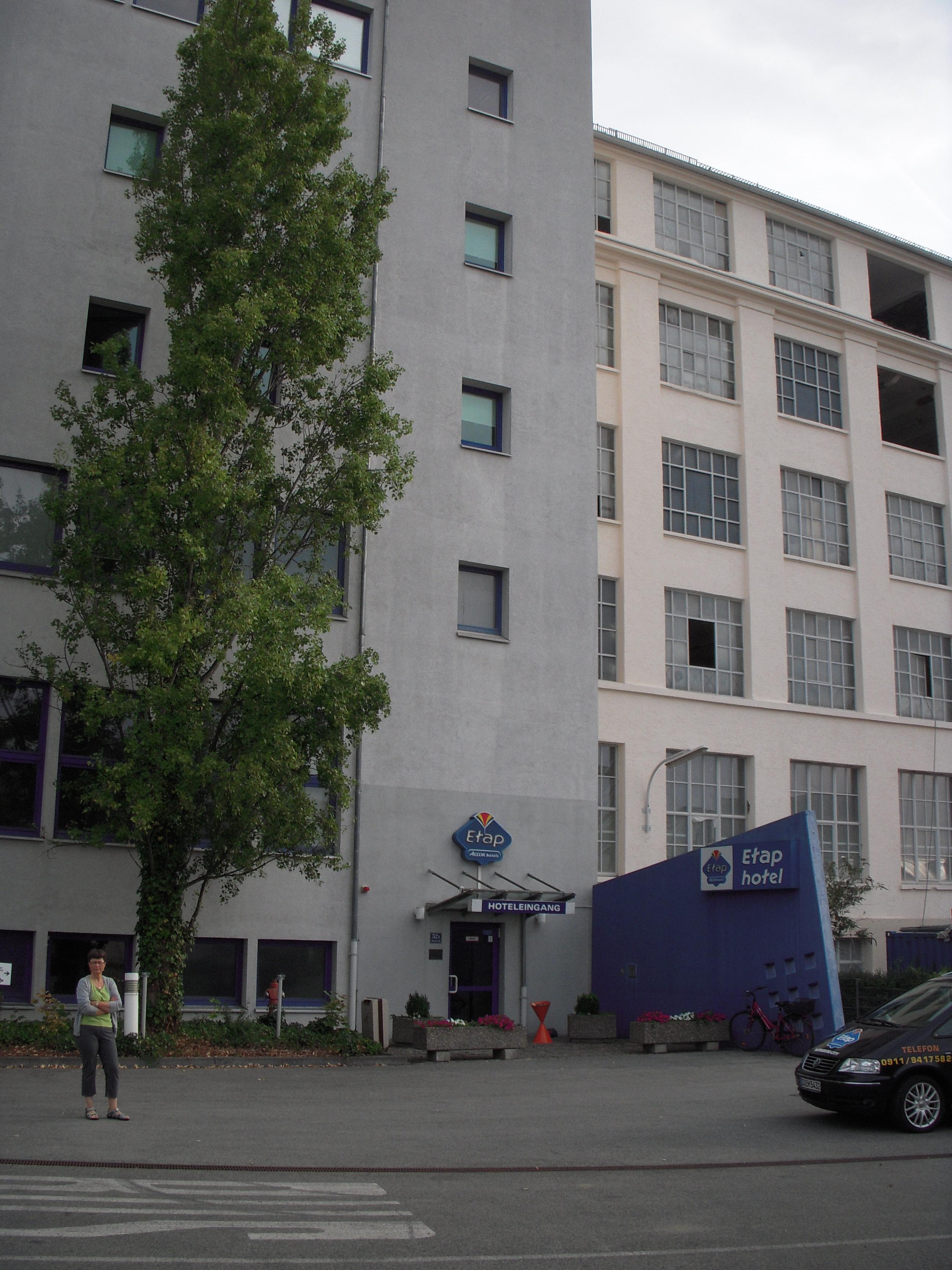 Ibis Etap Hotel Hamburg Buchen