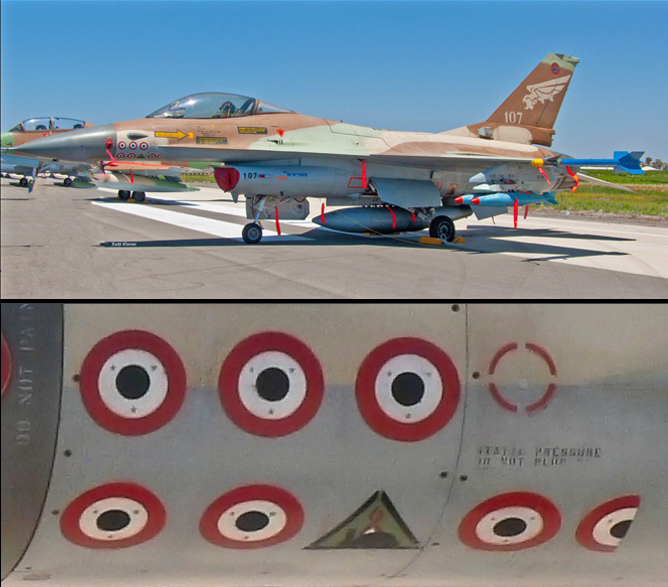 Israel Air Force: News - Page 3 F-16-Netz-107-fighter-and-killmarks-01