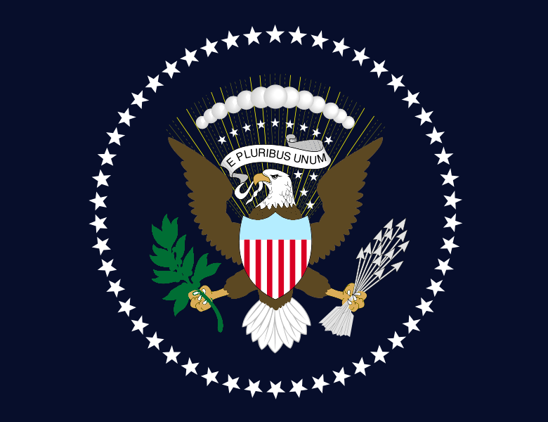 fileflag of the president of the united states of americapng - Presidents Of The United States Of America