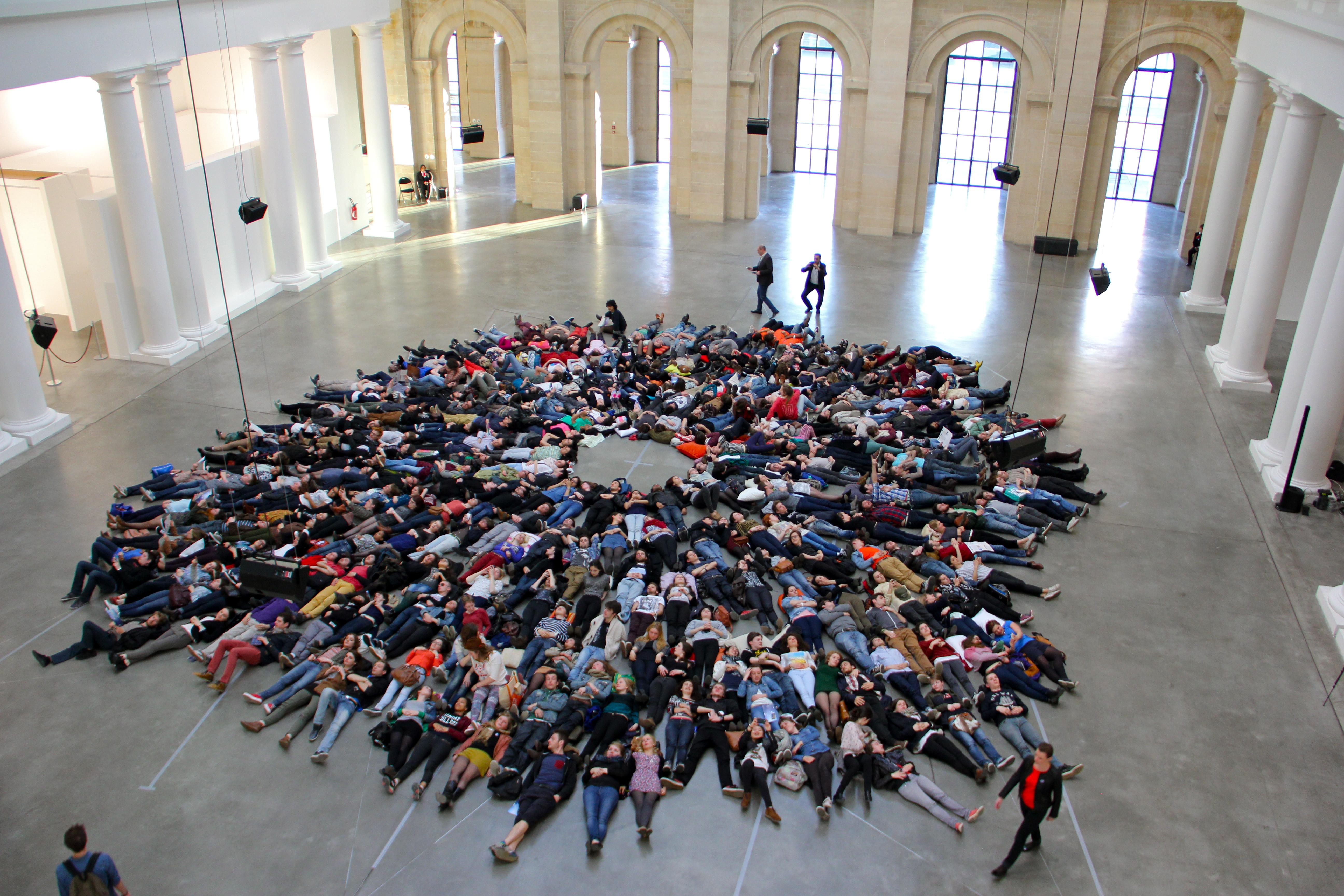 Flash mob — Wikipédia