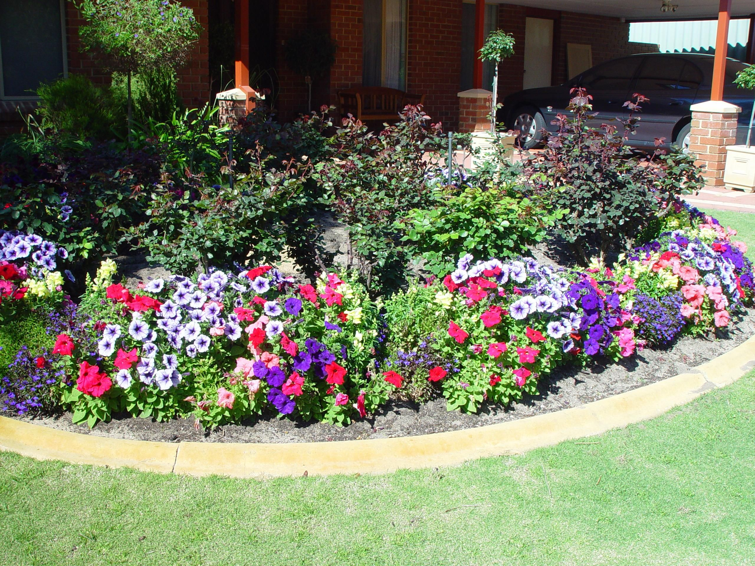 Flower Gardens Home design and Decorating