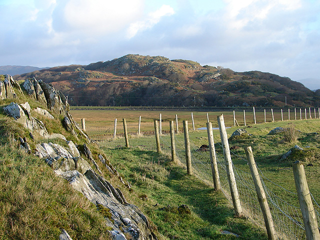 Footpath at Morfa Mawddach - geograph.org.uk - 1087975