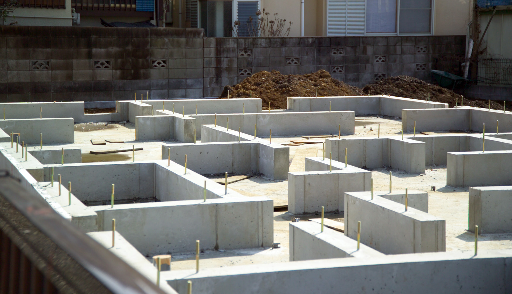 File foundation wikimedia commons for Basement construction types