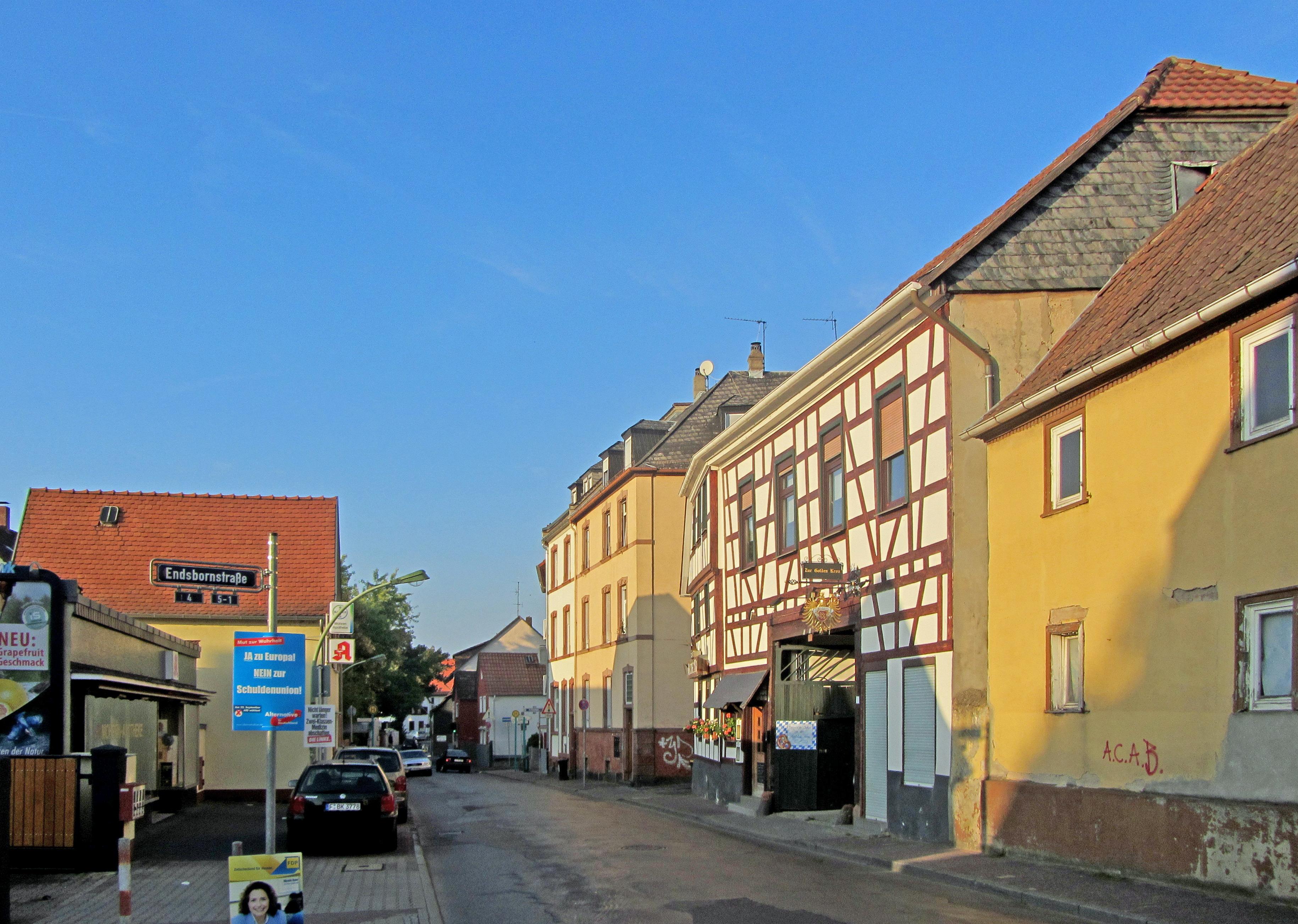 Eschersheim Frankfurt