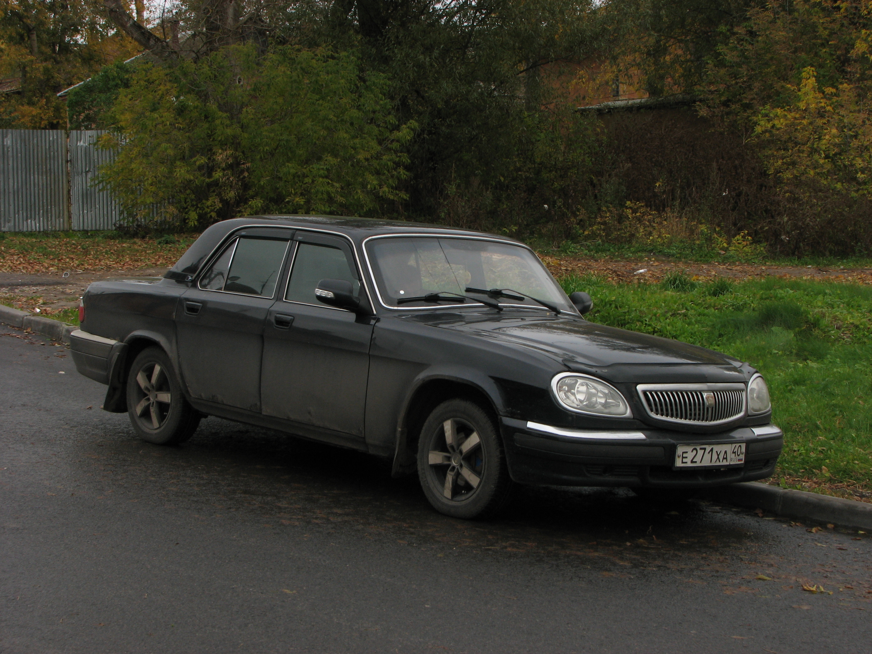 GAZ 31105: specifications, reviews and photos 84