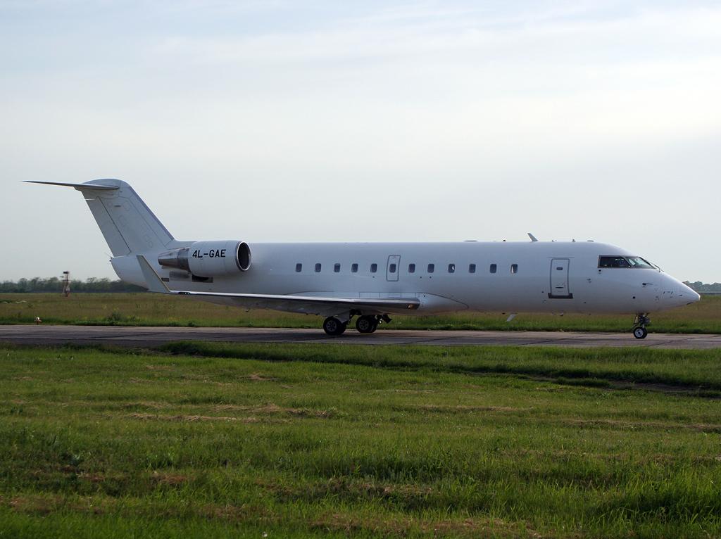 2011 United Nations Bombardier CRJ-100 crash - Wikipedia