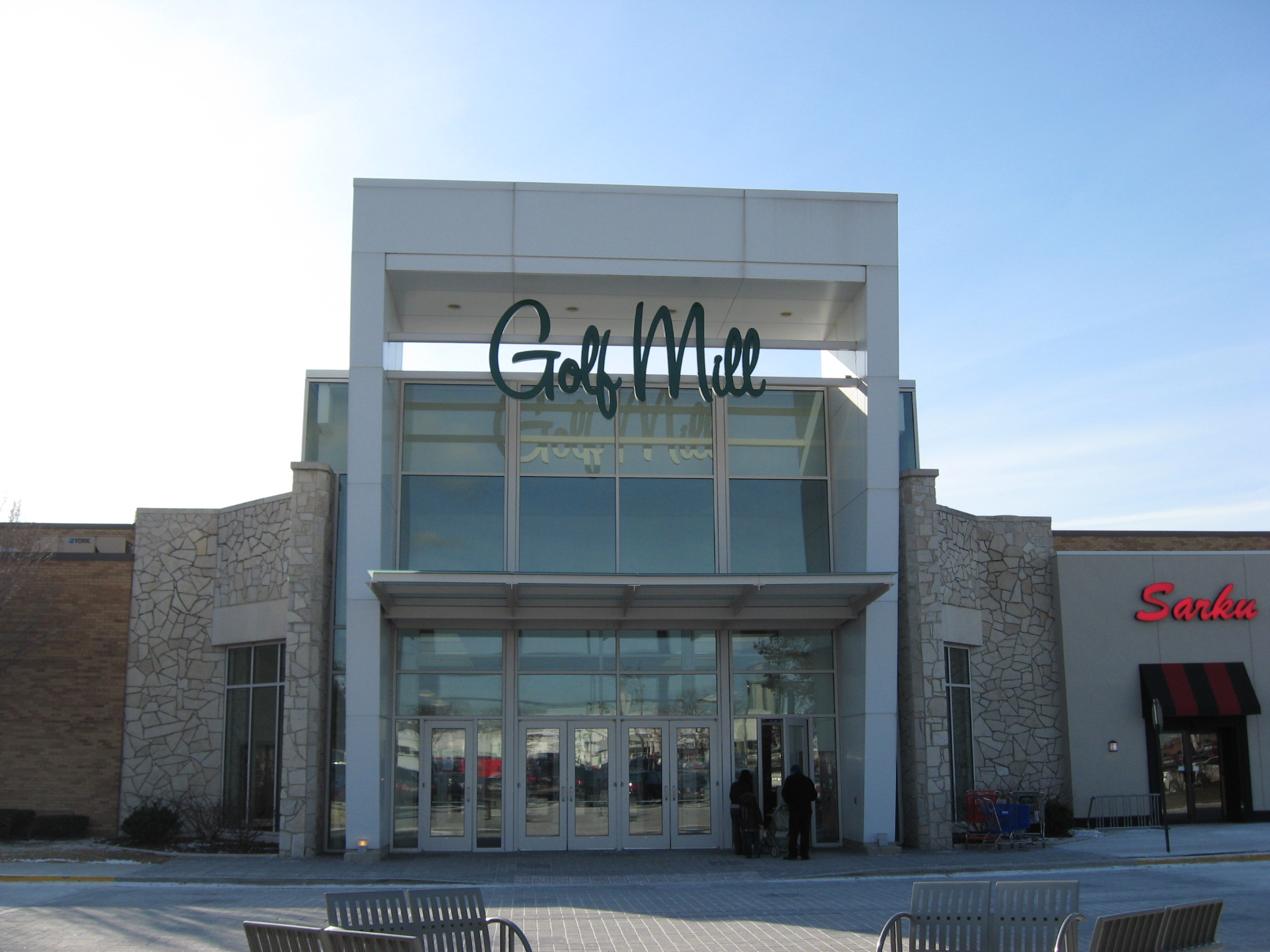 Golf Mill Shopping Center Wikiwand