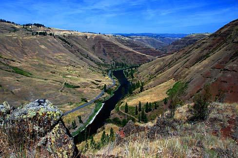 File:Grande Ronde River (Wallowa County, Oregon scenic images) (walDA0089).jpg