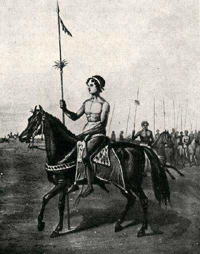 Depiction of Batalla del Fuerte de Arauco