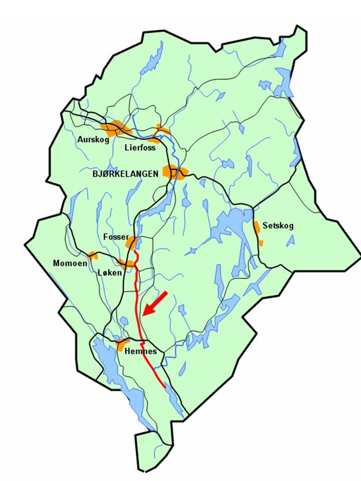 kart over aurskog høland kommune Fil:Hølandselvakart. – Wikipedia kart over aurskog høland kommune
