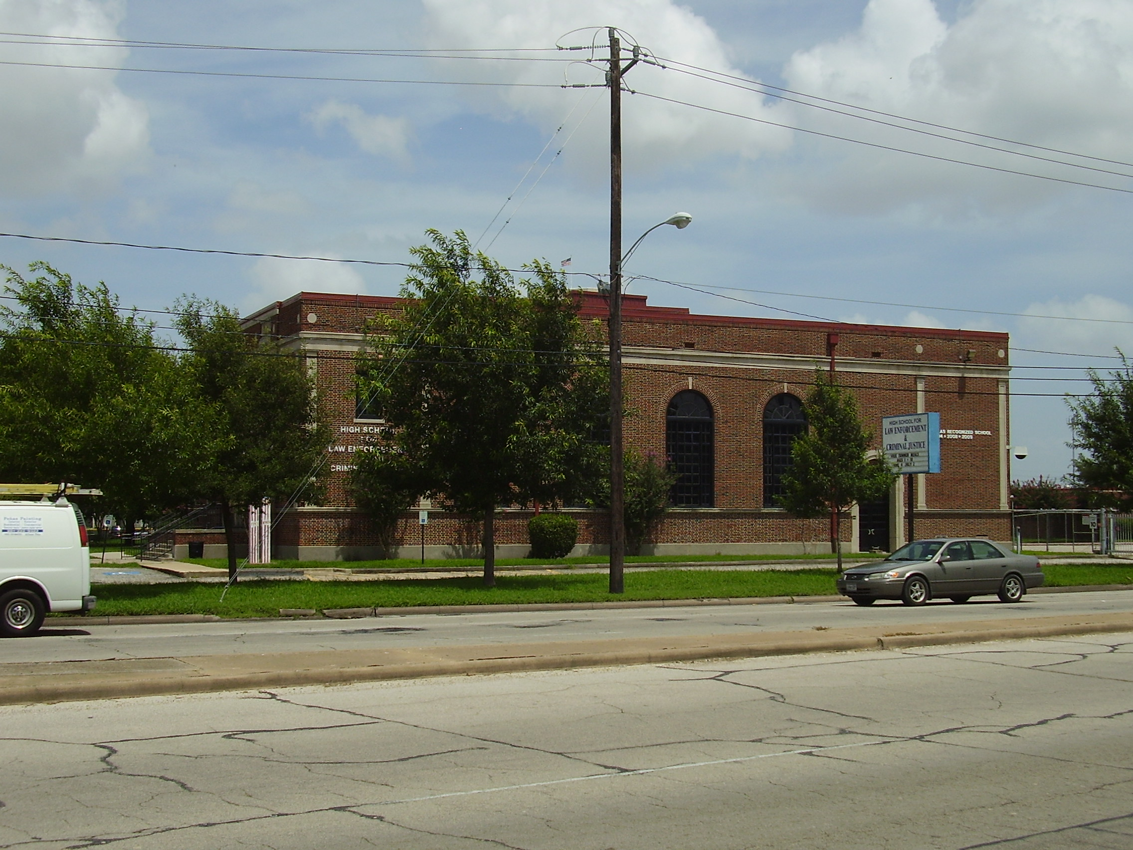 High School for Law Enforcement and Criminal Justice