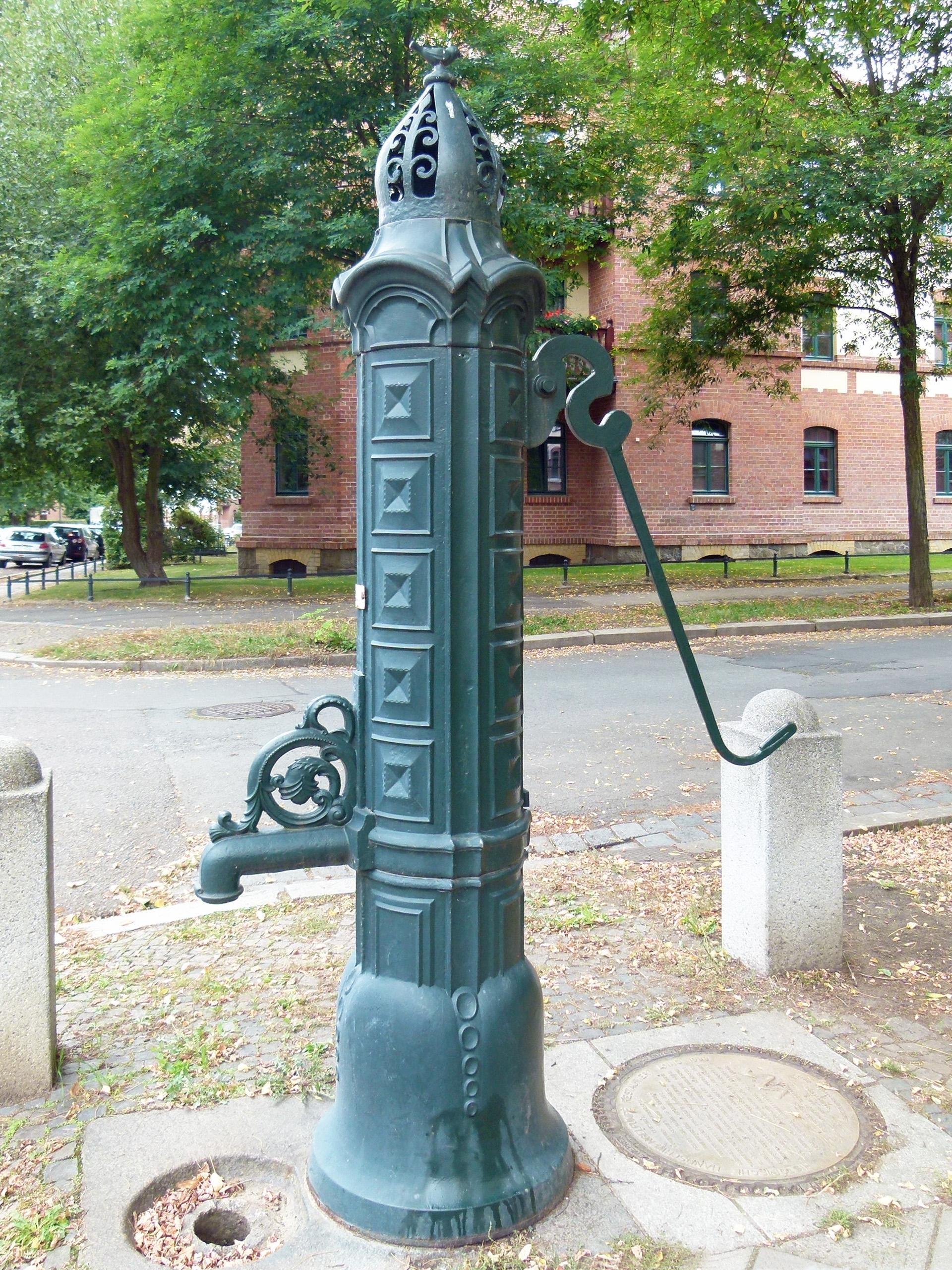 Lieblings Handschwengelpumpen in Leipzig – Wikipedia #AF_19