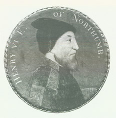 Henry Percy, 6th Earl of Northumberland 16th-century English nobleman