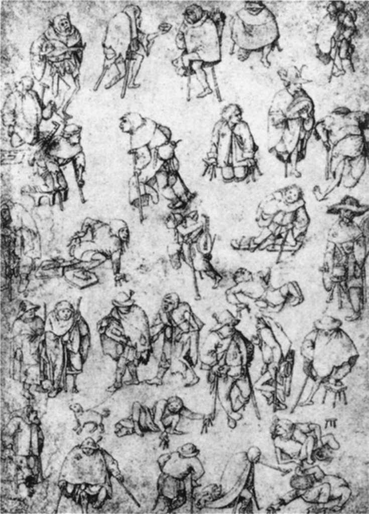 Studies of Beggars and Vagrants