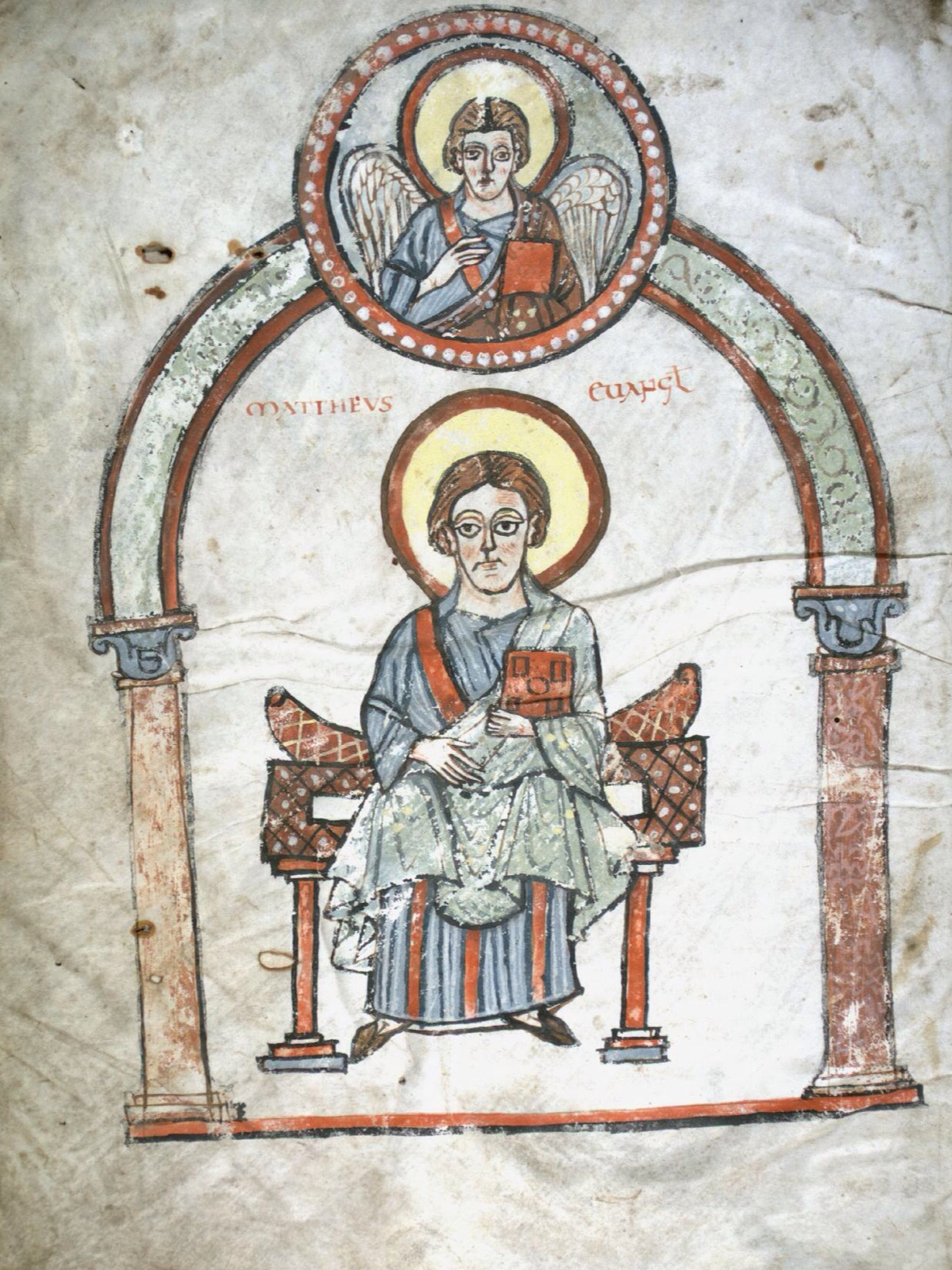 Carolingian manuscript