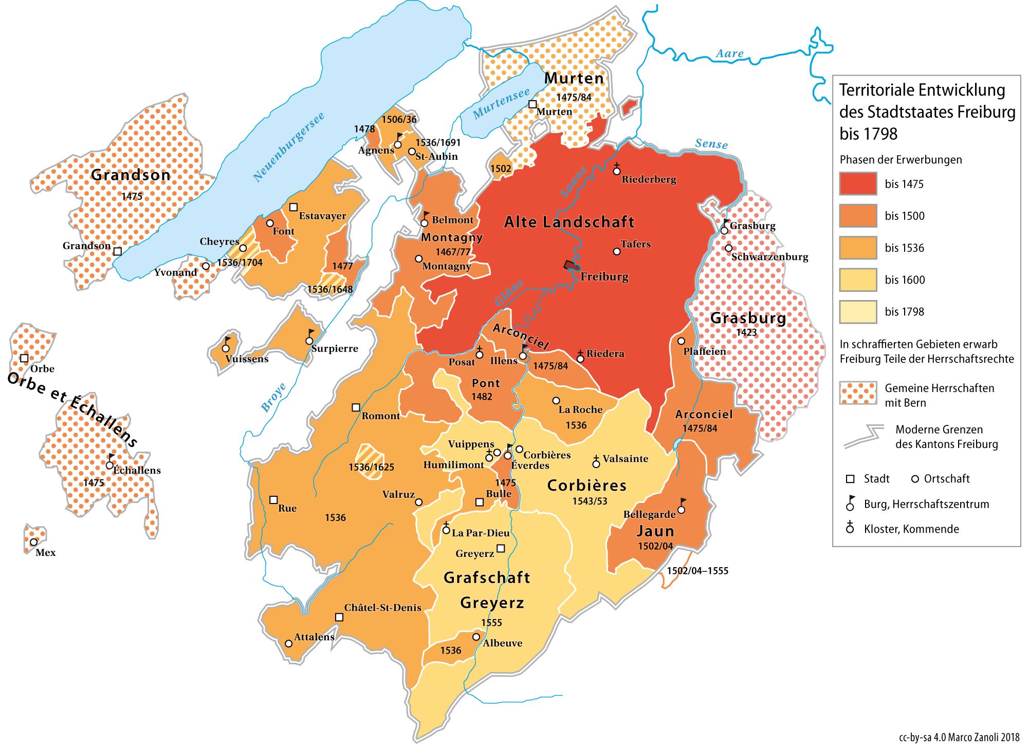 karte freiburg File:Historische Karte des Kantons Freiburg.png   Wikimedia Commons