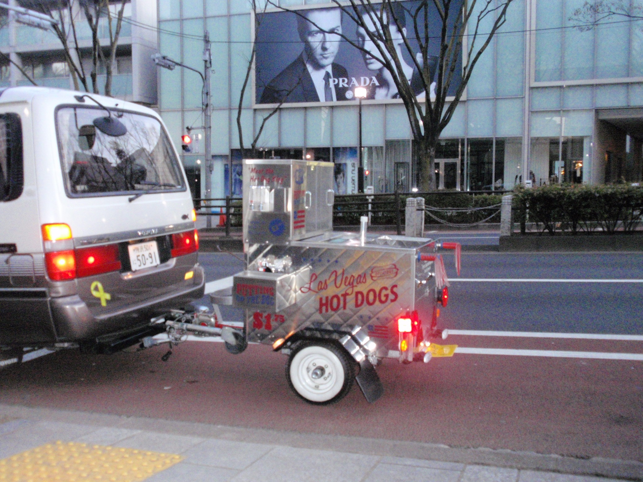 Hot Dog Trailers For Sale In California