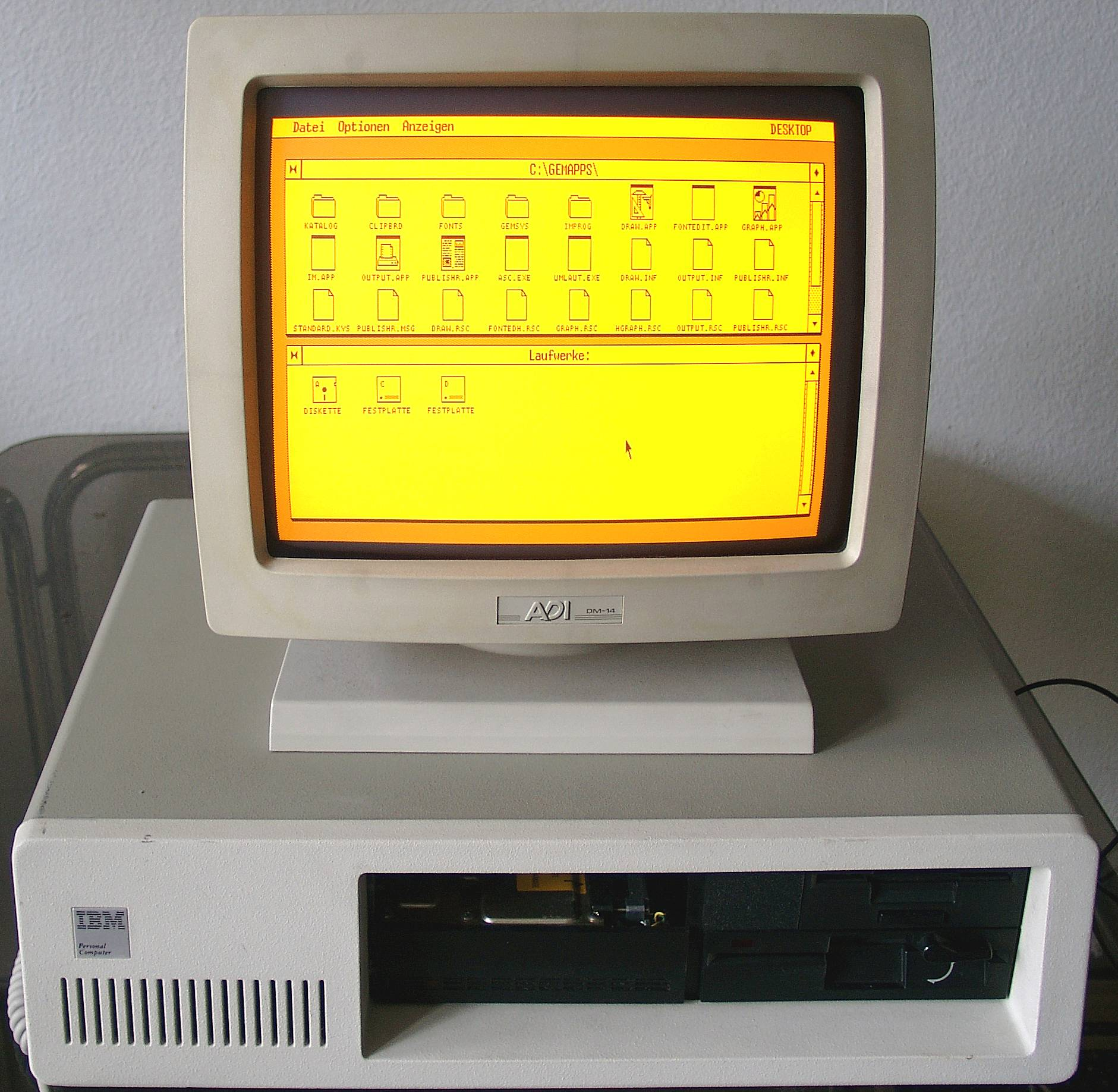 GEM (desktop environment) - Wikipedia