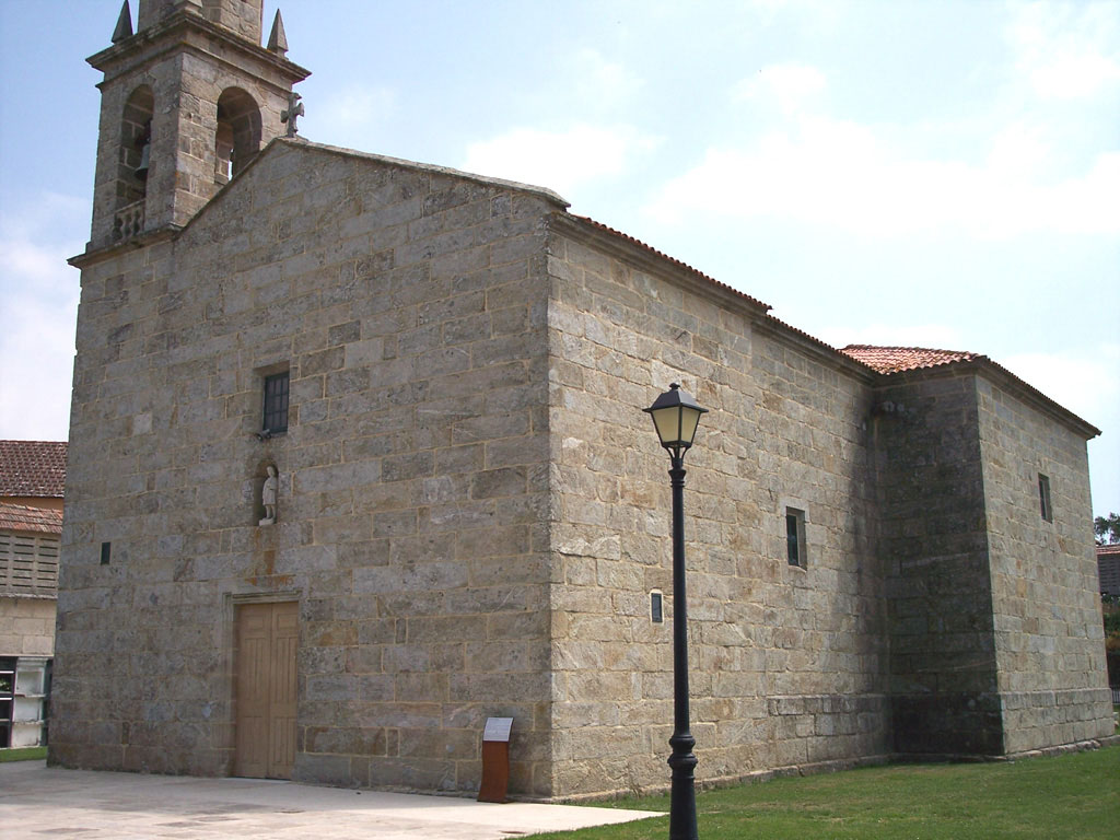 Resultado de imaxes para San Paio de Carreira