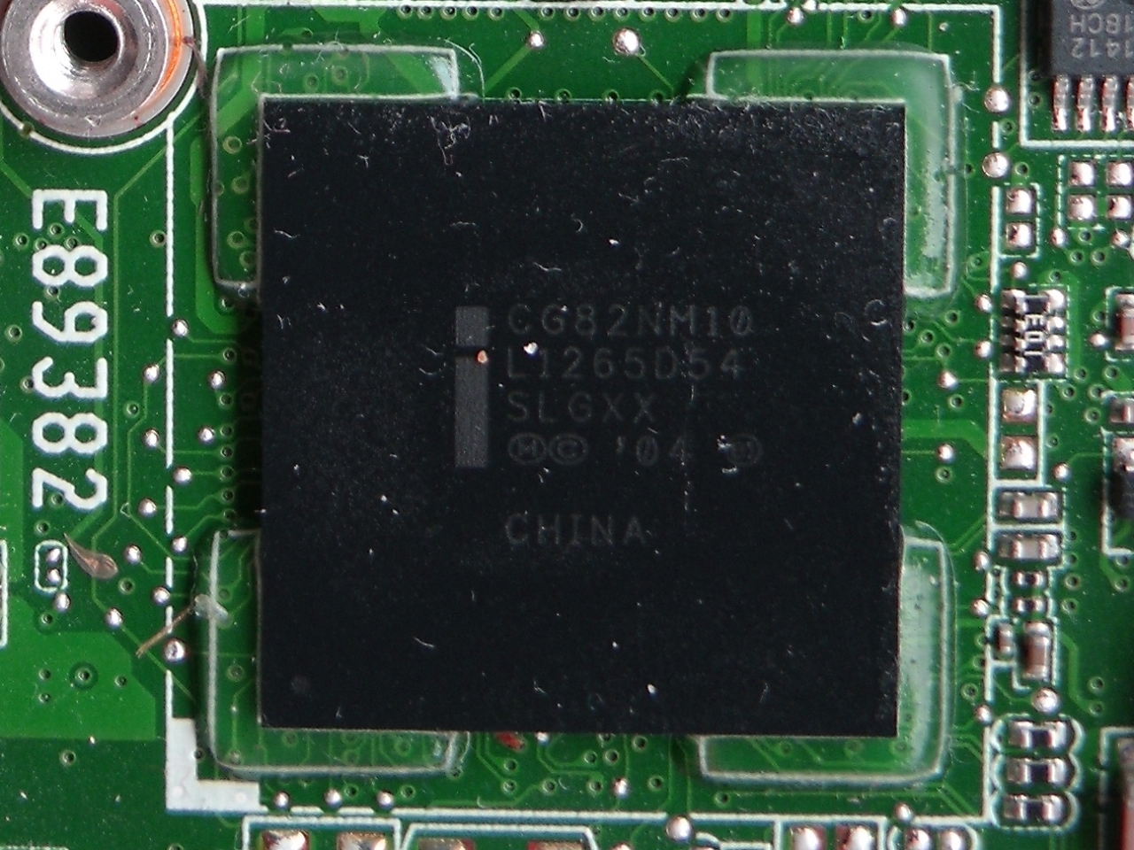 Intel NM10 Express Chipset Product Specifications