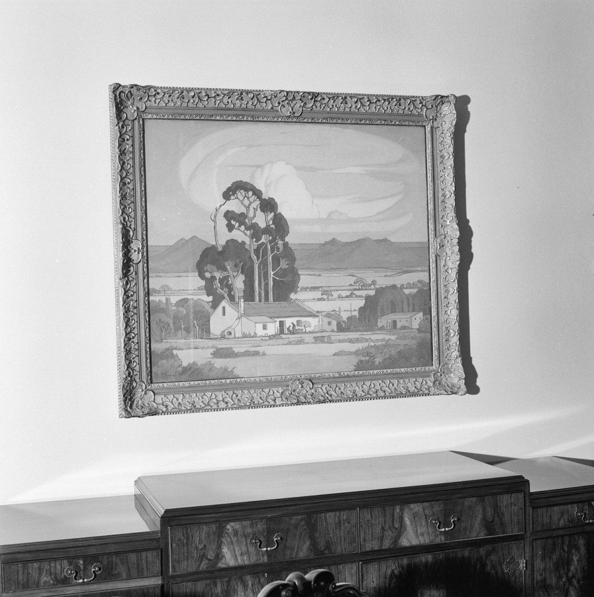 File interieur schilderij in grote kamer 39 s gravenhage 20329657 wikimedia commons - Schilderij in de kamer ...