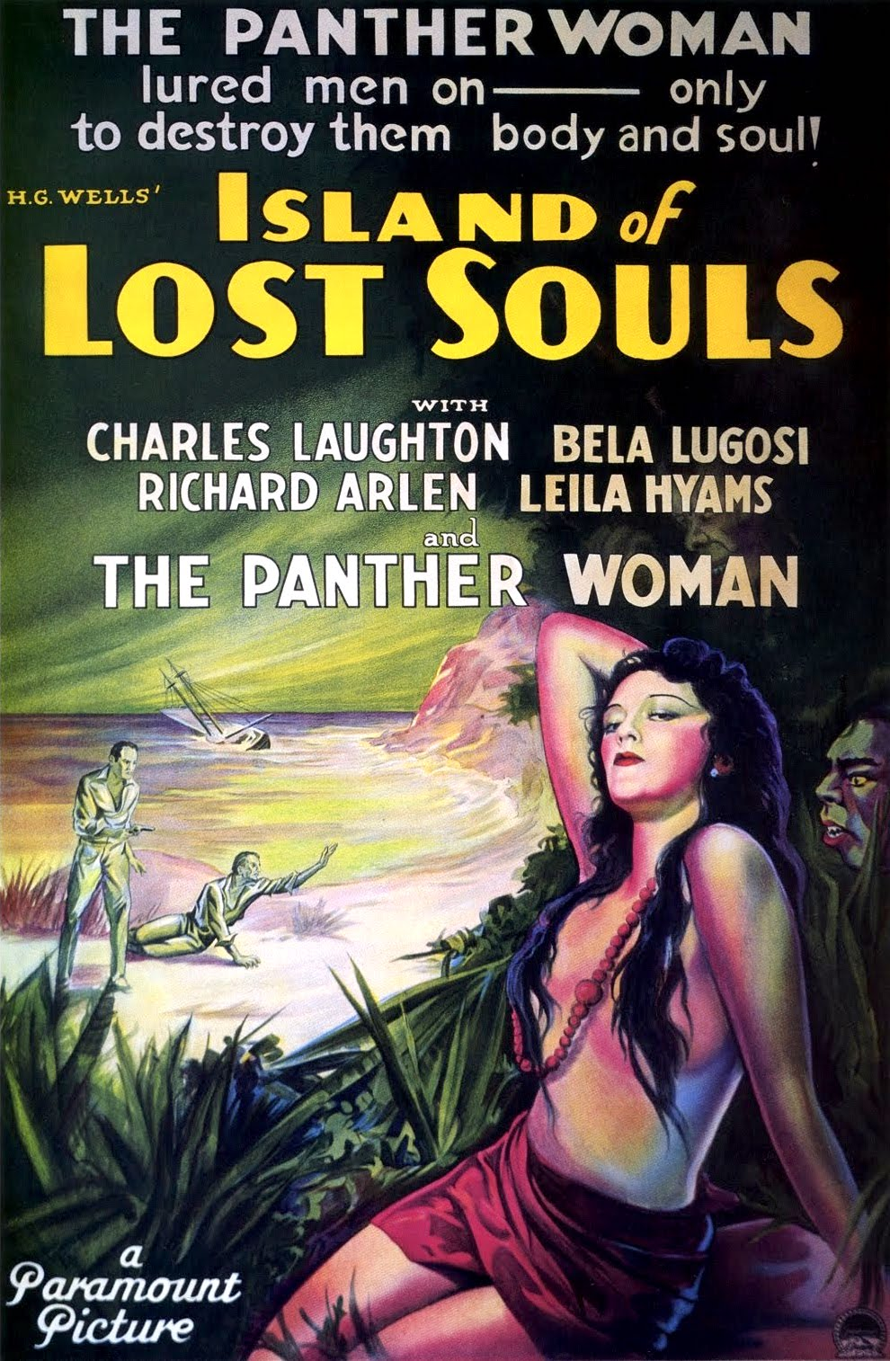Island of Lost Souls (1932 film) - Wikipedia
