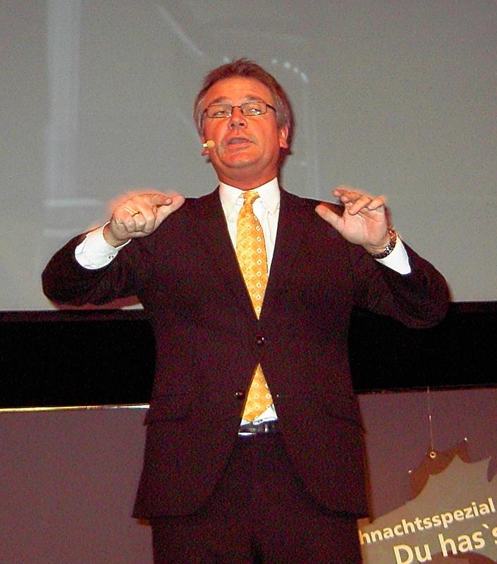 Jürgen Becker Hausmann