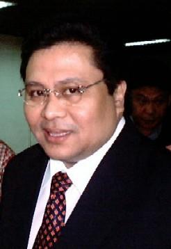 Philippine Senator Jinggoy Ejercito Estrada