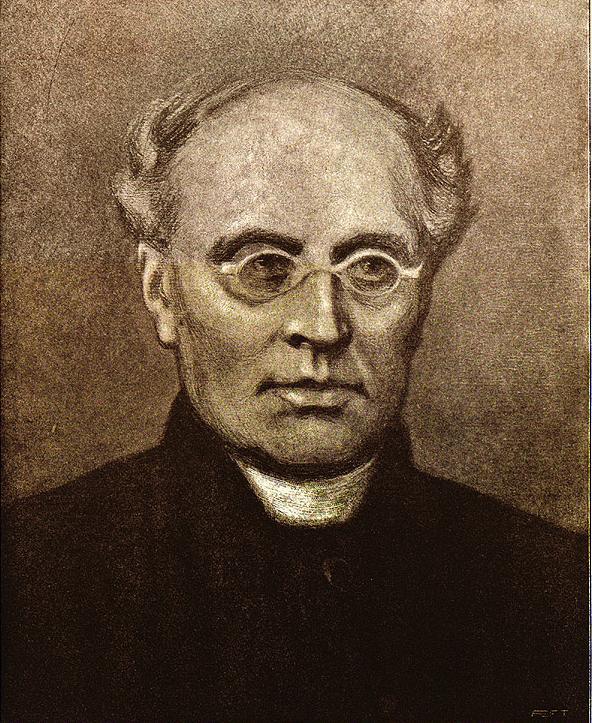 <small>Johan Ludvig Runeberg (portrait by C. P. Mazer)</small>