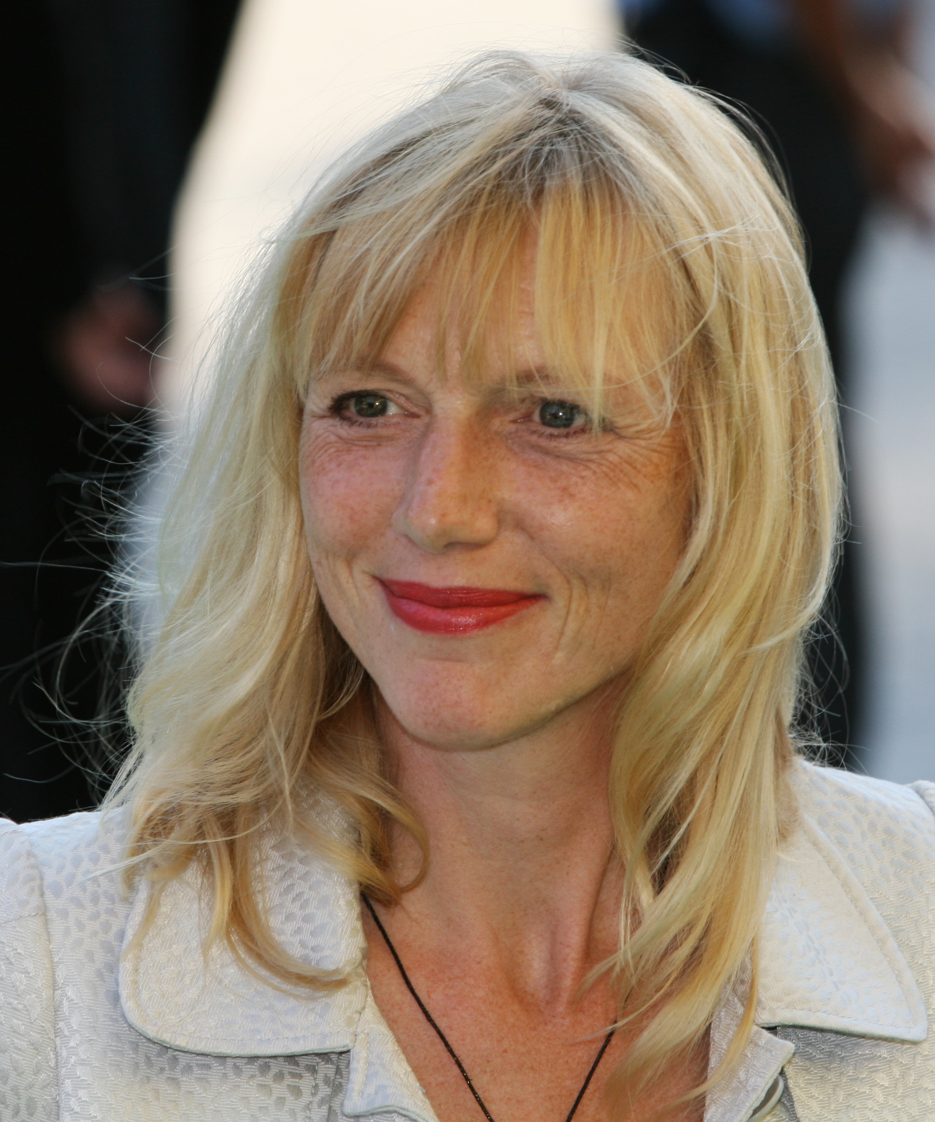 The 58-year old daughter of father (?) and mother(?) Johanna ter Steege in 2019 photo. Johanna ter Steege earned a  million dollar salary - leaving the net worth at 1.9 million in 2019