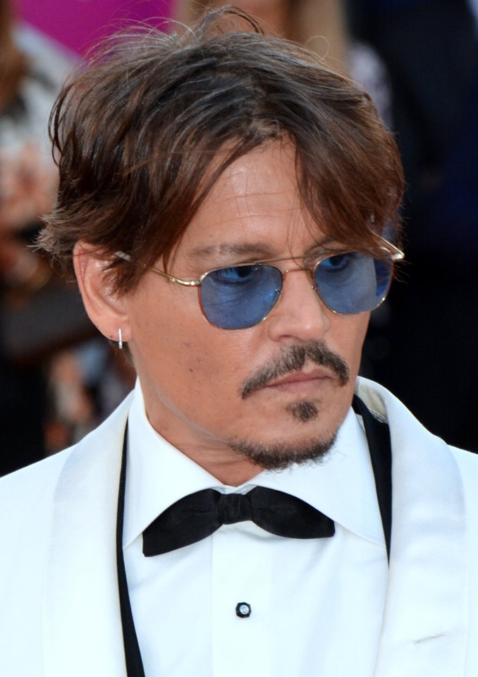 Johnny Depp à Deauville 2019 | Photo : Wikimedia
