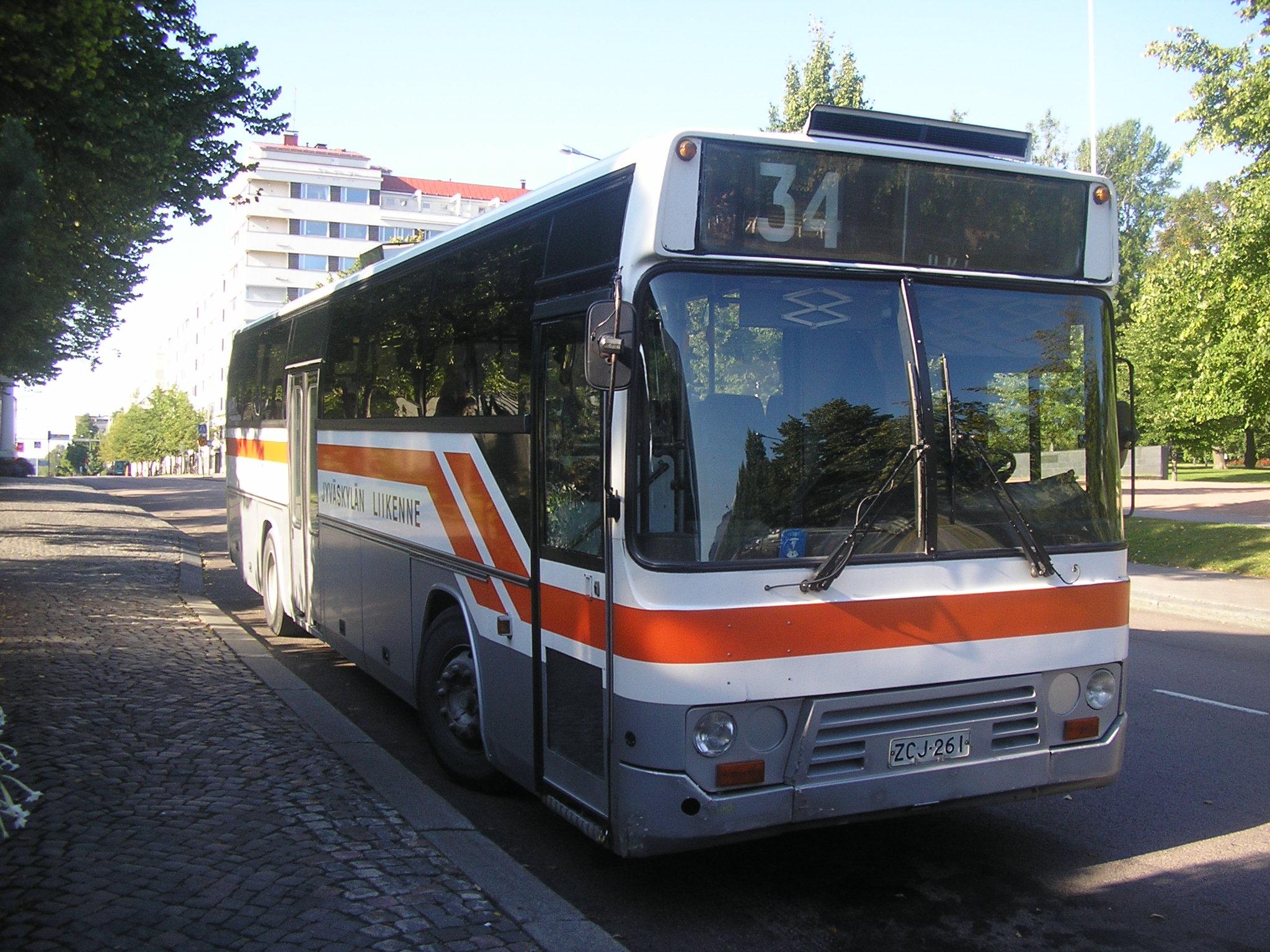 jyväskylän liikenne hinnasto 2015 Lahti