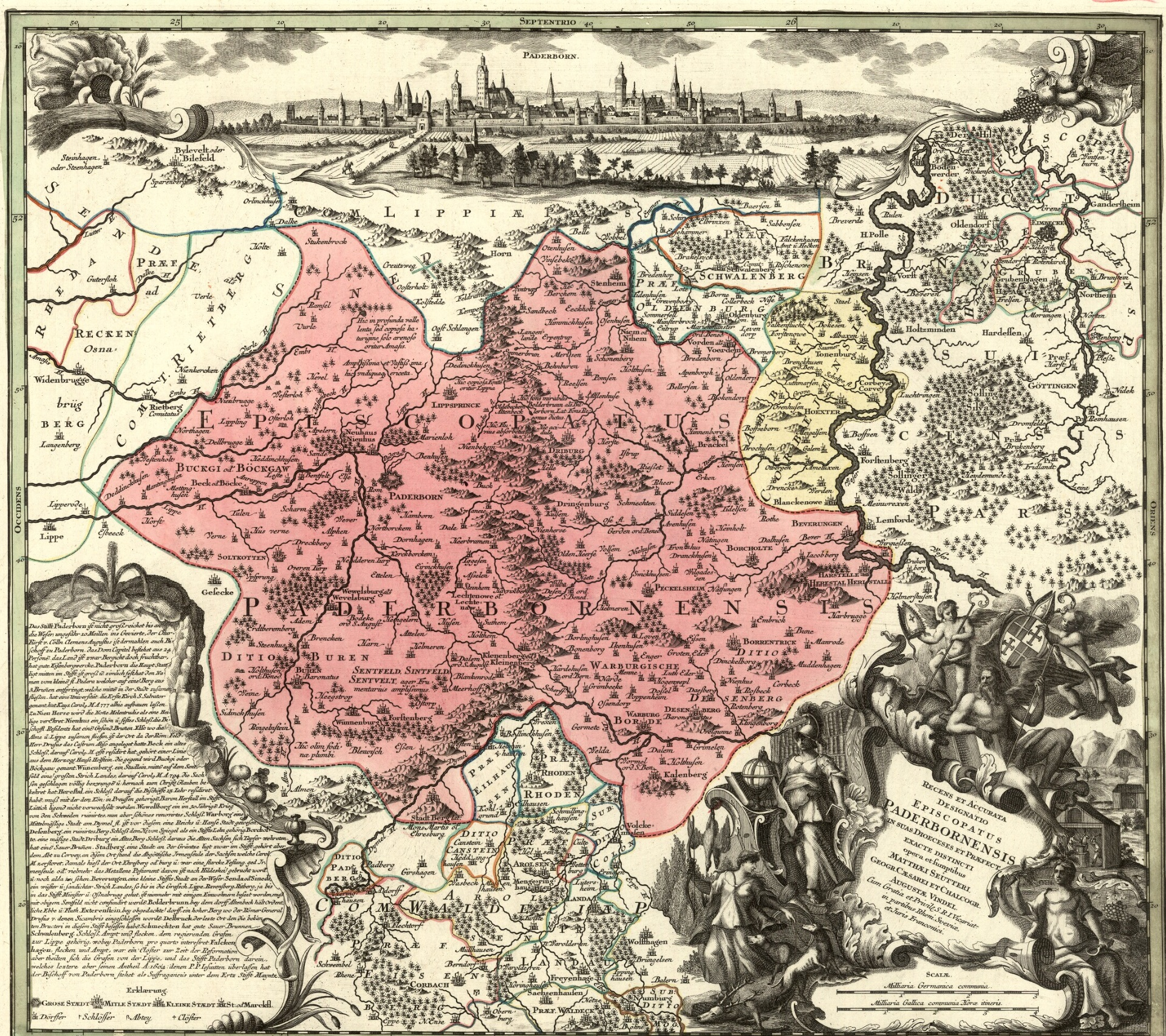 File Karte 5 Fb Paderborn18 Jahrhundert Seuter Jpg Wikimedia